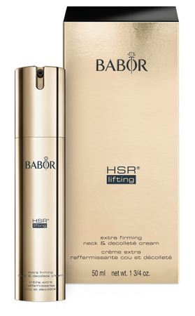 BABOR HSR Neck & Decollete Cream – Bild 1