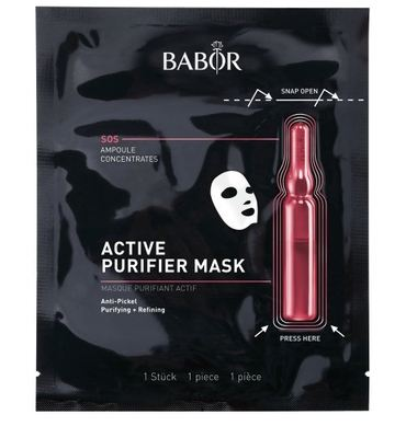 "BABOR Active Purifier Mask - ""Anti-Pickel Maske"""