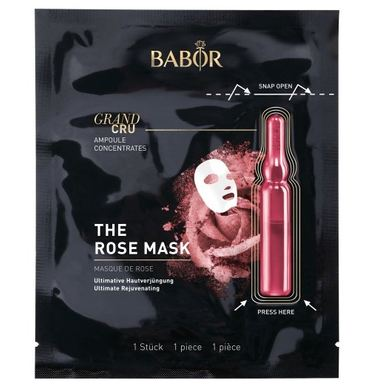 BABOR Grand Cru Rose Maske