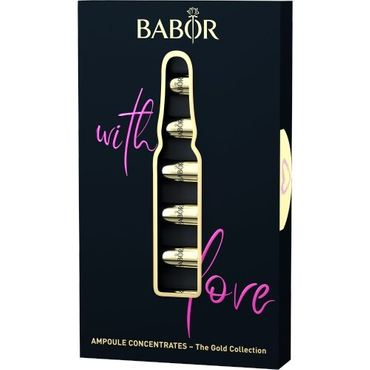 "BABOR Gold Ampullen ""with love"" – Bild 1"