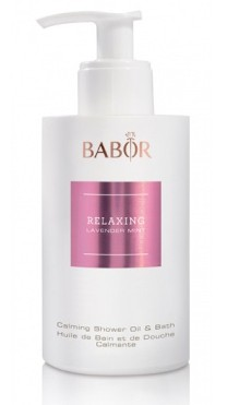 BABOR Relaxing Calming Shower Oil & Bath