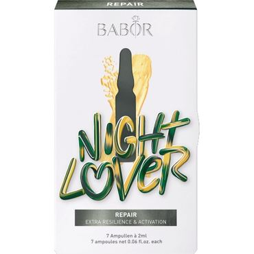 "BABOR Repair Ampullen 2019 - ""Night Lover"" – Bild 1"