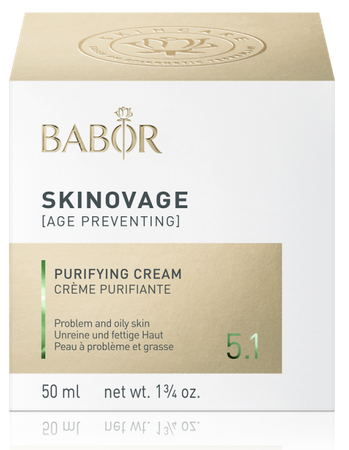 "BABOR Skinovage Purifying Cream - ""Anti-Pickel Creme"" – Bild 2"