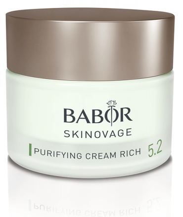 BABOR Skinovage Purifying Cream Rich