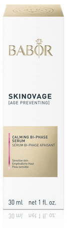 BABOR Skinovage Calming Bi-Phase Serum – Bild 2