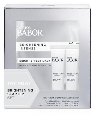 DOCTOR BABOR Brightening Starter Set