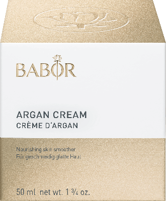 """BABOR Argan Cream - """"Fettreiche Pflegecreme"""" – Bild 2"""