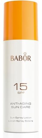 BABOR Sun Spray Lotion SPF 15