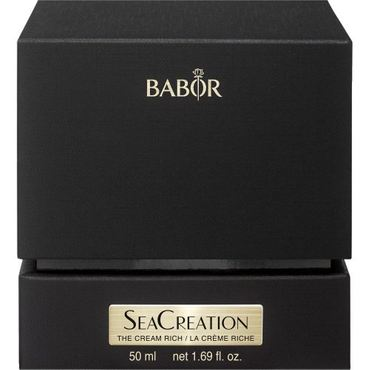 BABOR SeaCreation THE CREAM Rich - NEU – Bild 1