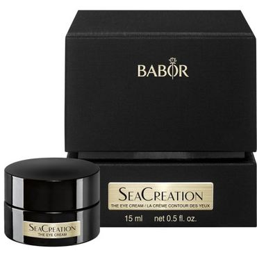 "BABOR SeaCreation EYE CREAM - ""Luxus Augencreme"" - NEU – Bild 2"