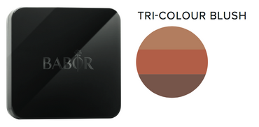 "BABOR Tri-Colour Blush 01 bronze - ""Rouge"""
