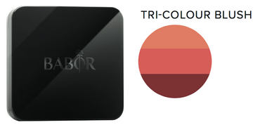 "BABOR Tri-Colour Blush 02 rose - ""Rouge"""