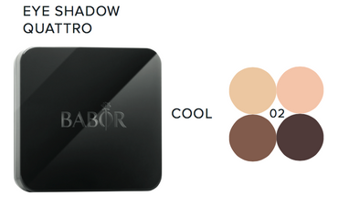 BABOR Eye Shadow Quattro 02 cool