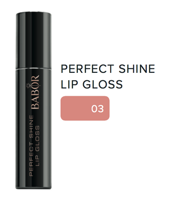 BABOR Perfect Shine Lip Gloss 03 silk