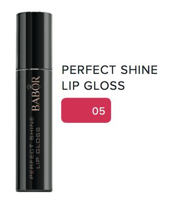BABOR Perfect Shine Lip Gloss 05 urban pink