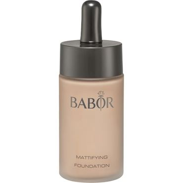 BABOR Mattifying Foundation 01 ivory – Bild 2