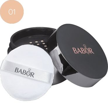 BABOR Mineral Powder Foundation 01 light