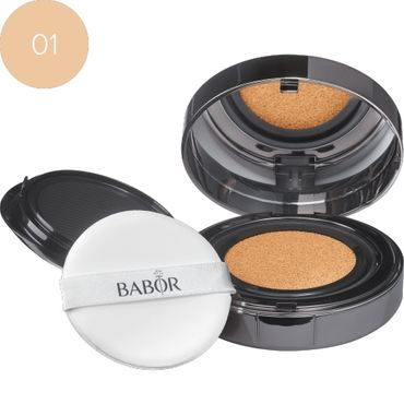 BABOR Cushion Foundation 01 ivory
