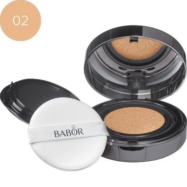 BABOR Cushion Foundation 02 natural (Sonderpreis, UVP 39 €) – Bild 1