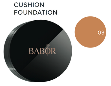 BABOR Cushion Foundation 03 almond  – Bild 2